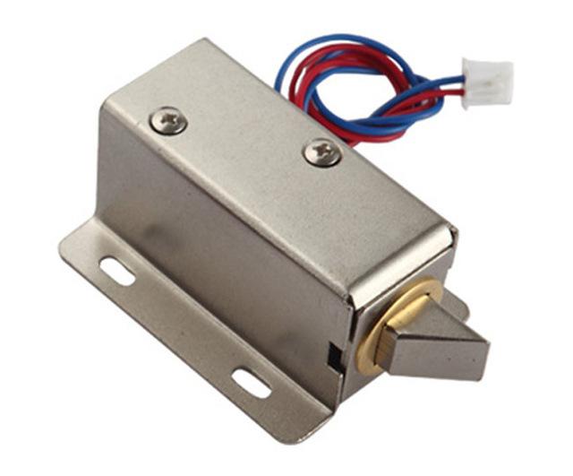 electric door knob photo - 6