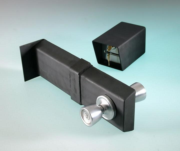 electric door knob photo - 8