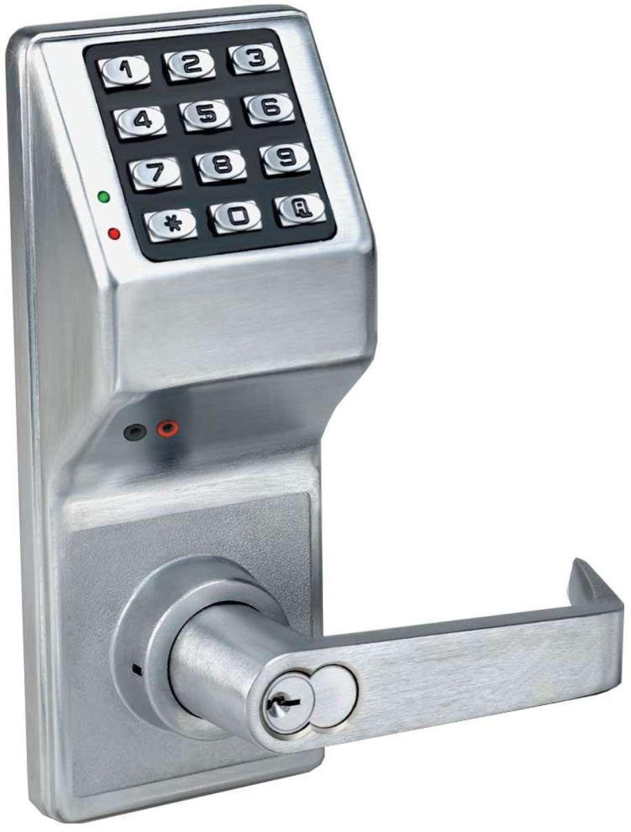 electronic door knob photo - 16