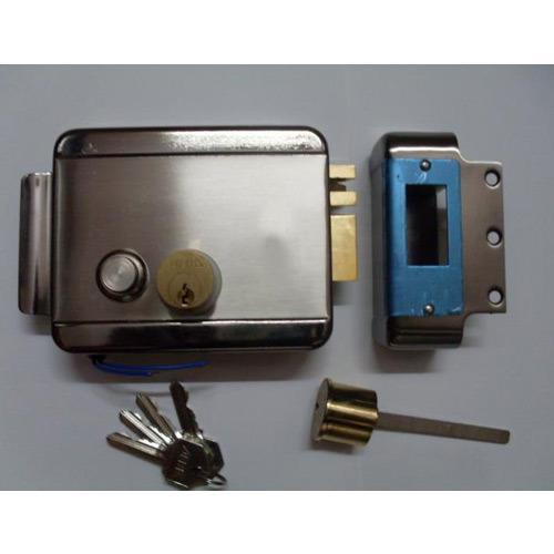 electronic door knob lock photo - 19