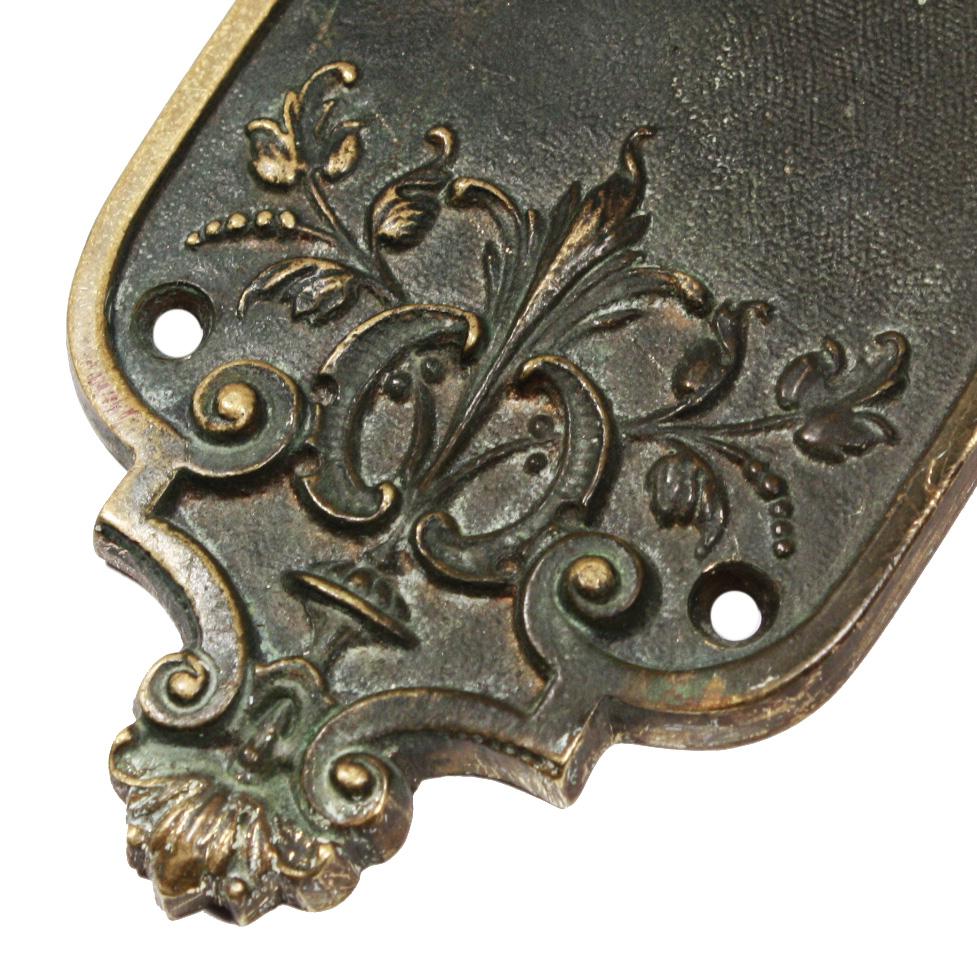 elegant door knobs photo - 16