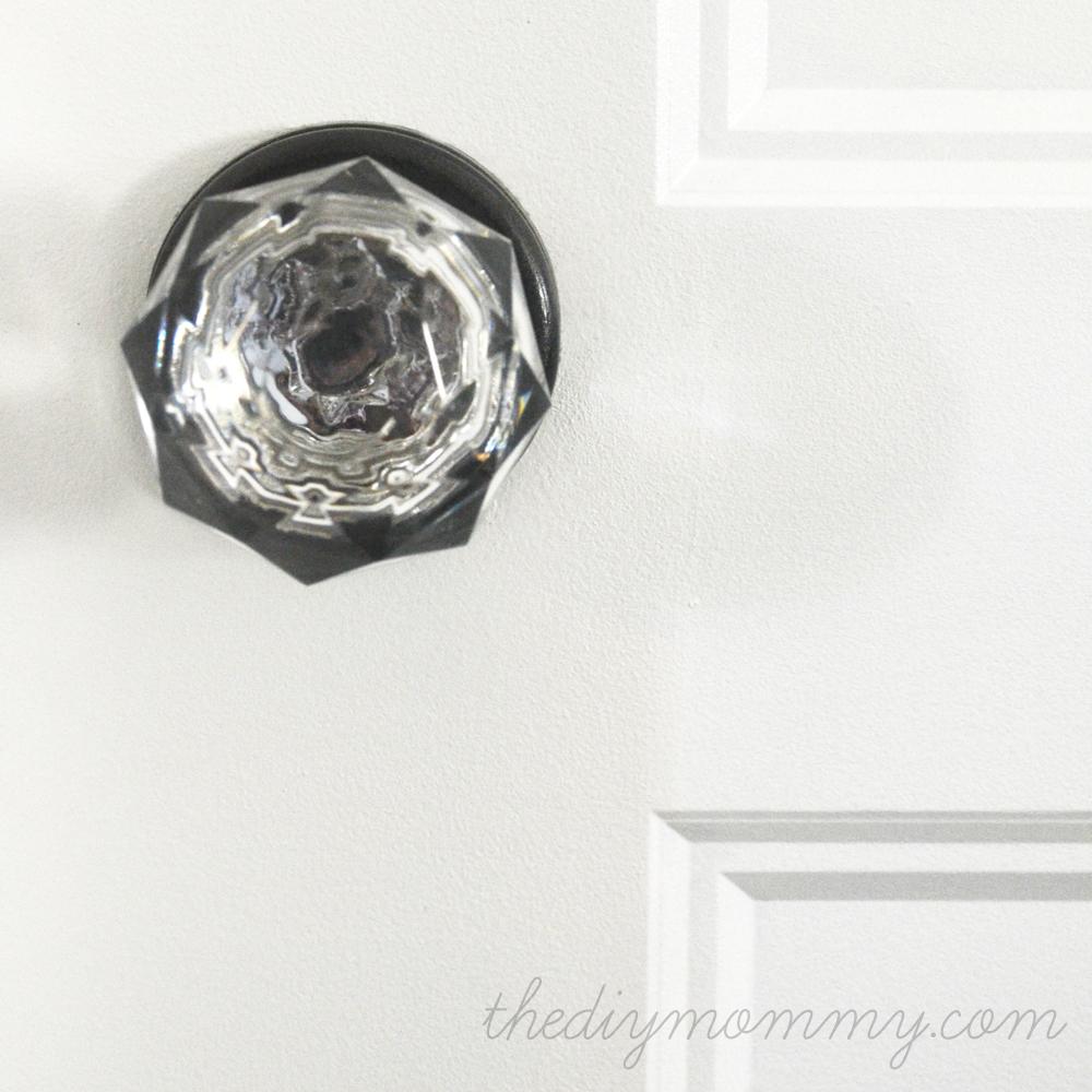 enamel door knobs photo - 18