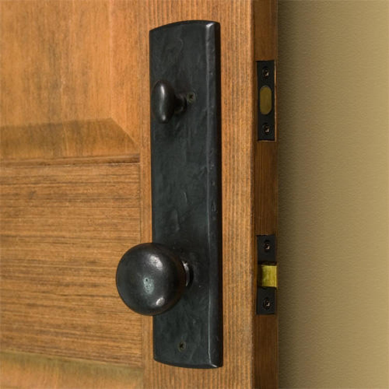 entrance door knobs photo - 13
