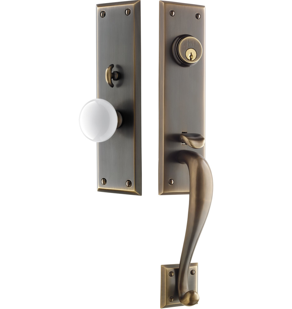 entry door knob sets photo - 20