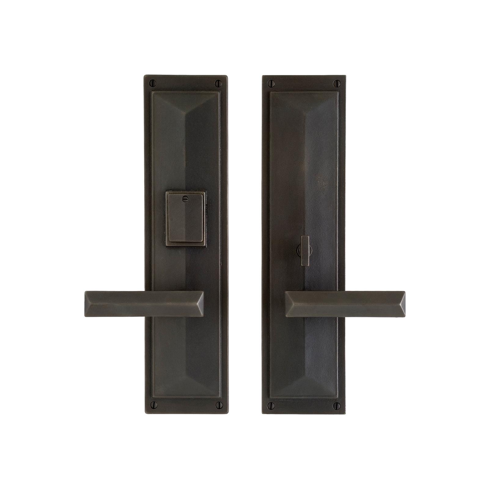 entry door knob sets photo - 8