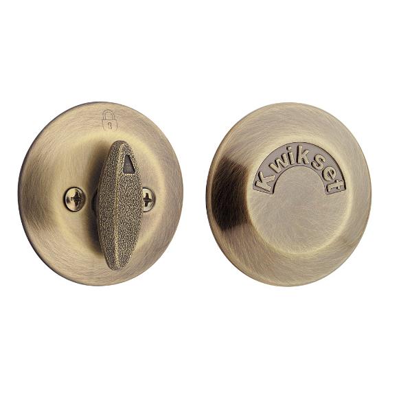 entry door knob with deadbolt photo - 16