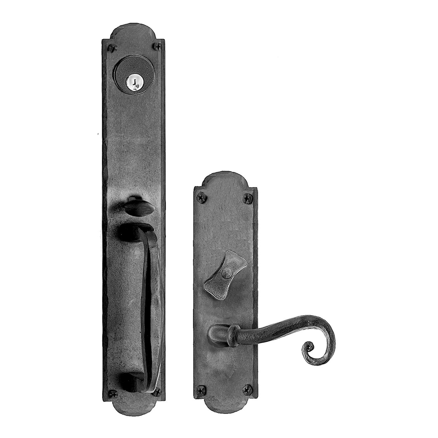 entry door knobs photo - 19