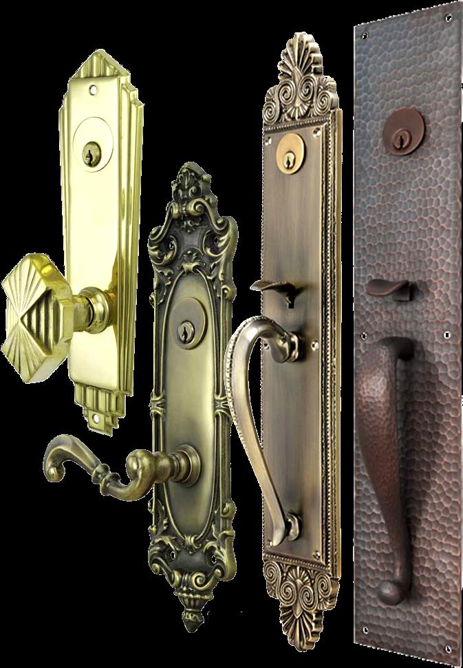 entry door knobs photo - 9