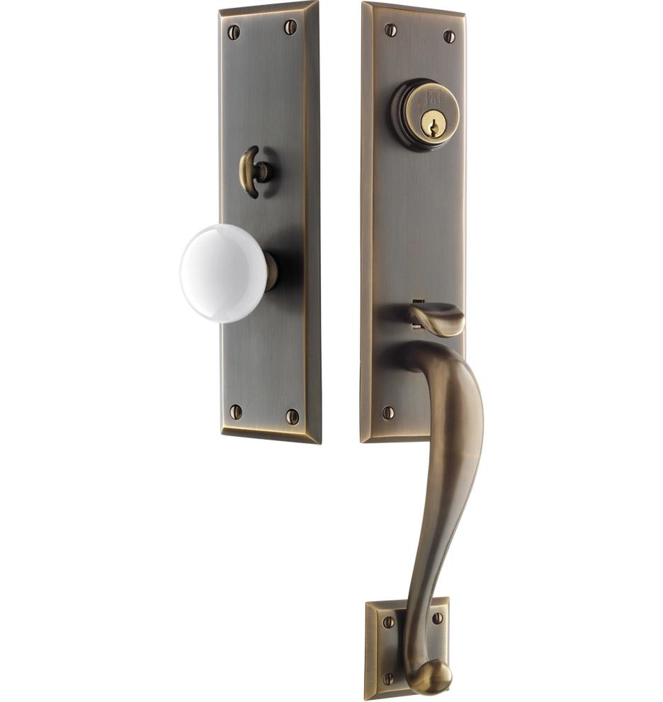 exterior door knob sets photo - 13