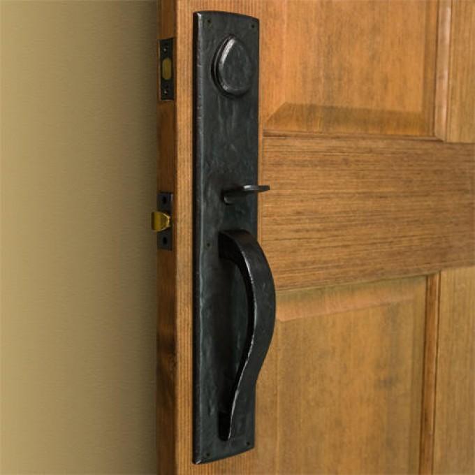 exterior door knob sets photo - 15