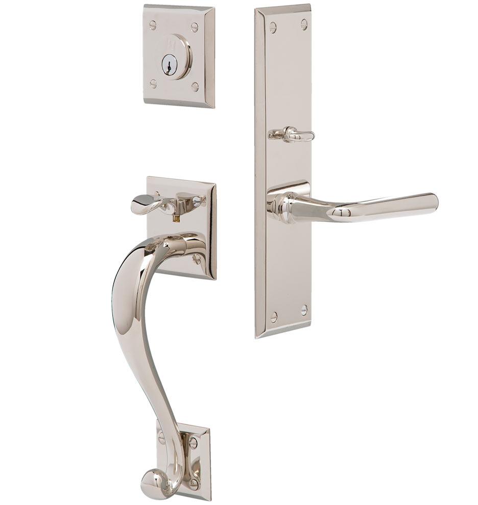 exterior door knob sets photo - 19