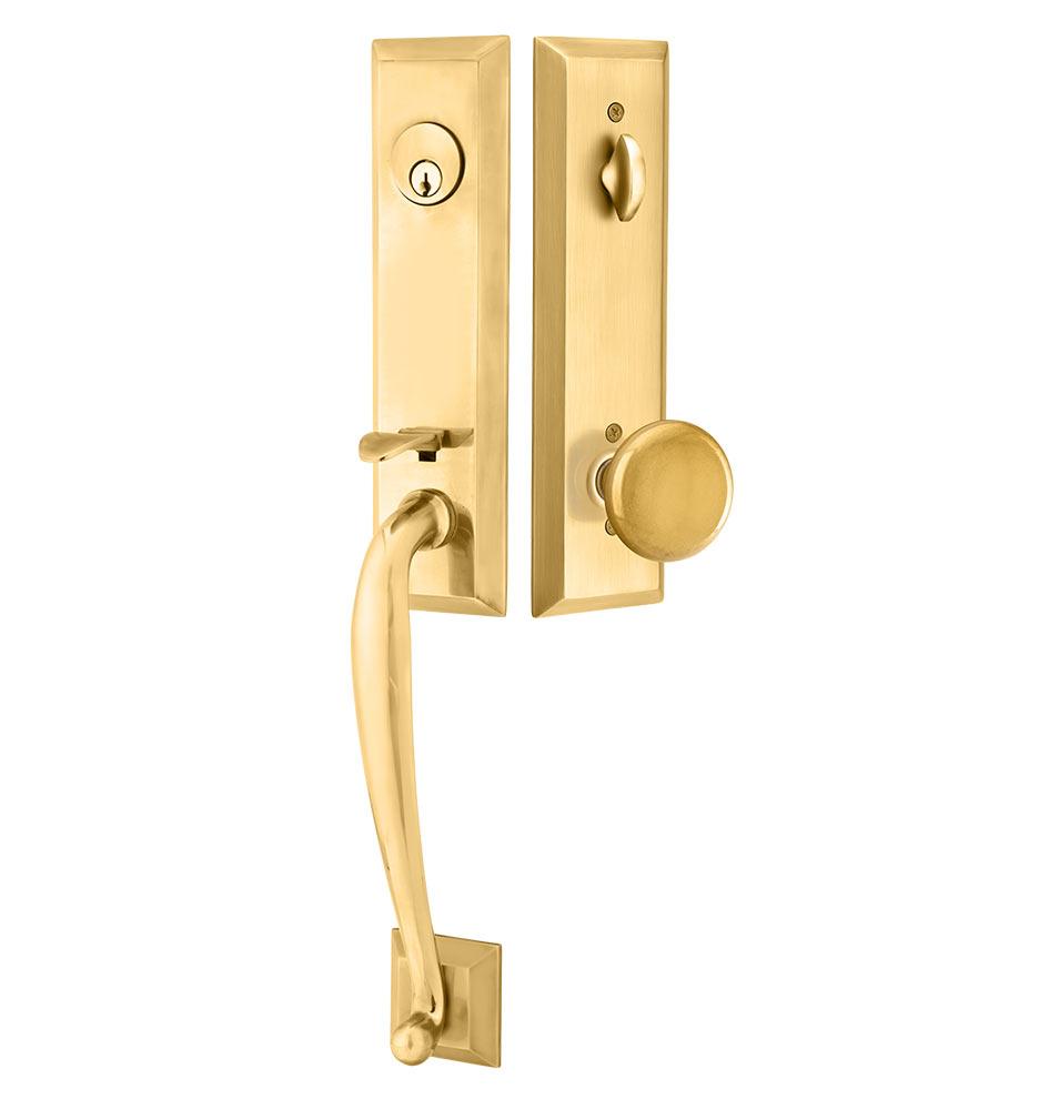 exterior door knob sets photo - 4