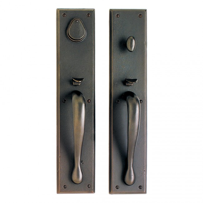 exterior door knobs photo - 4