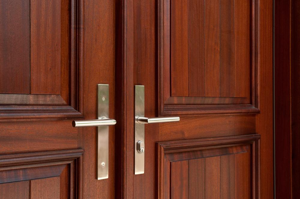 exterior door knobs photo - 7