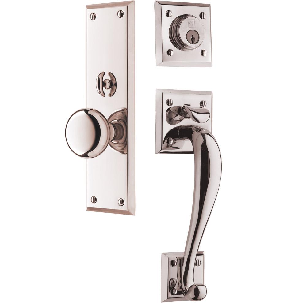 exterior door knobs and locks photo - 13