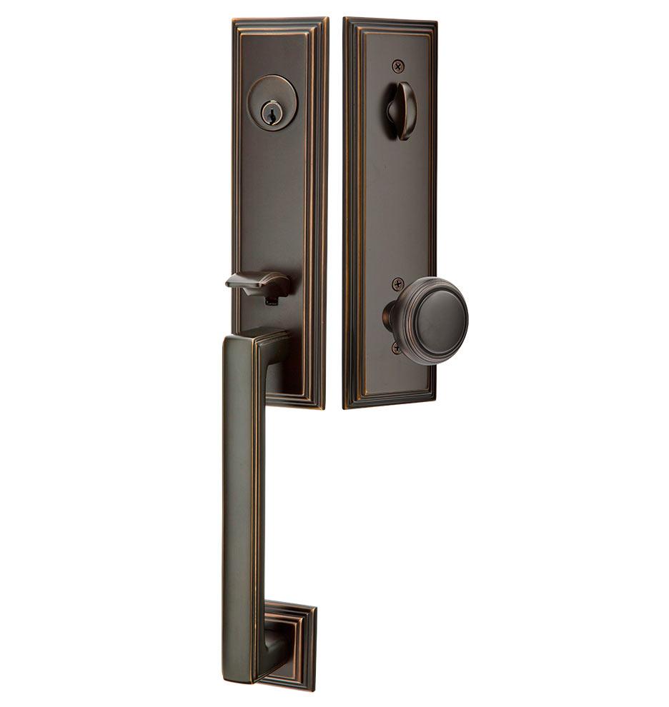 external door knob photo - 2