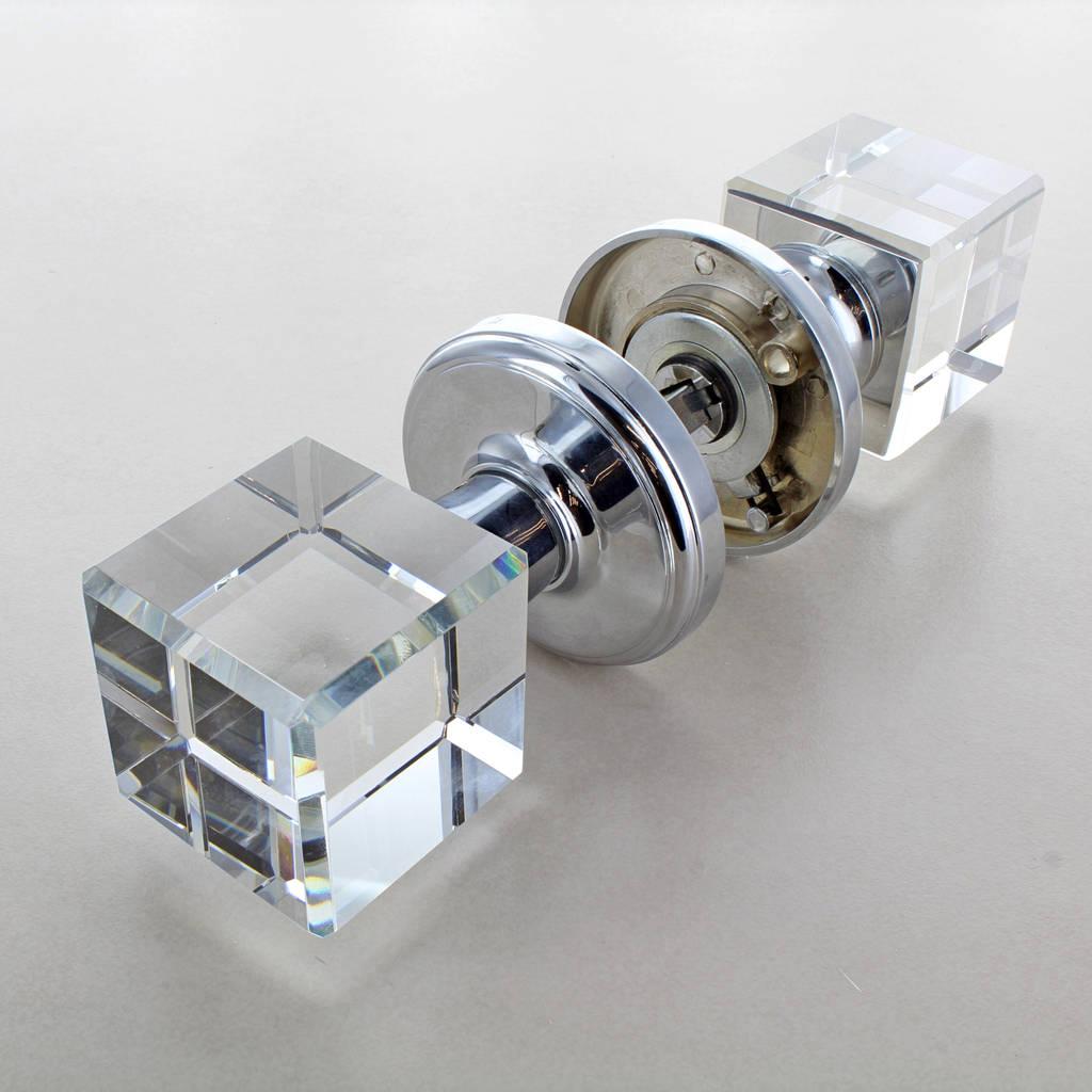 faceted door knobs photo - 10
