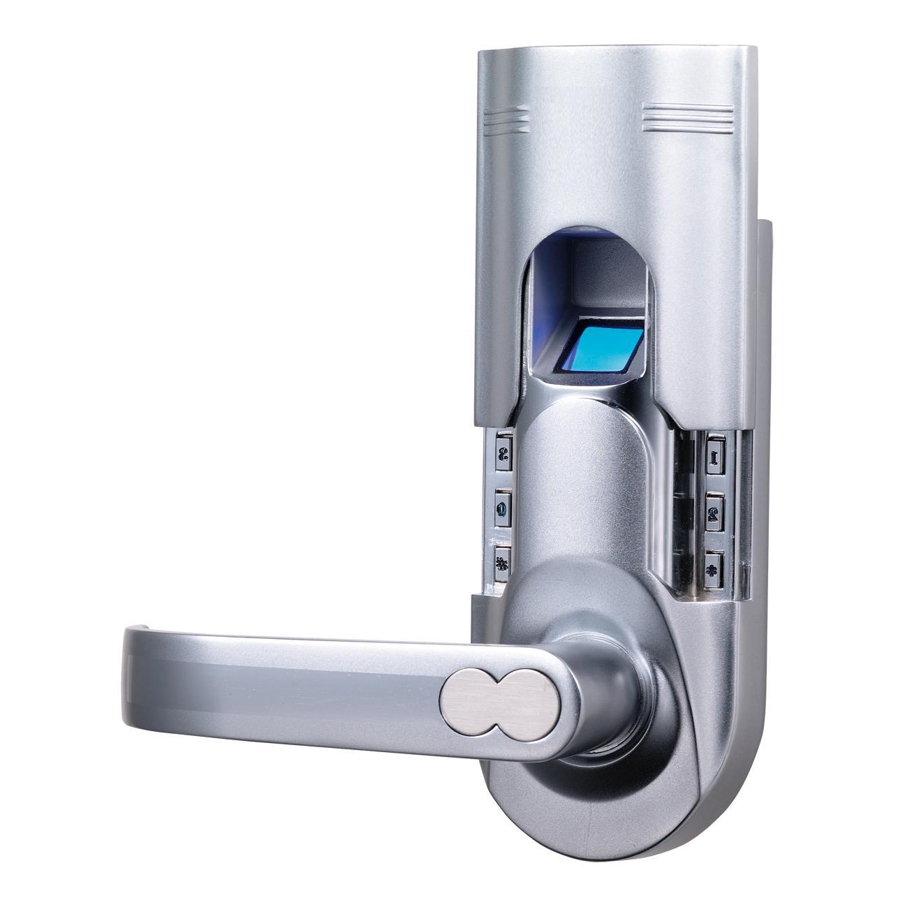 fingerprint door knob photo - 10