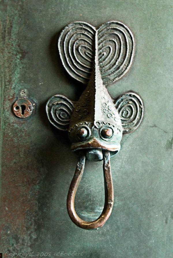 fish door knobs photo - 9