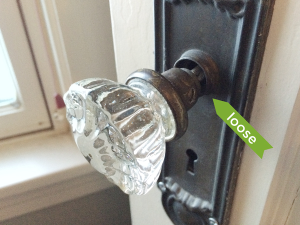 fix broken door knob photo - 5