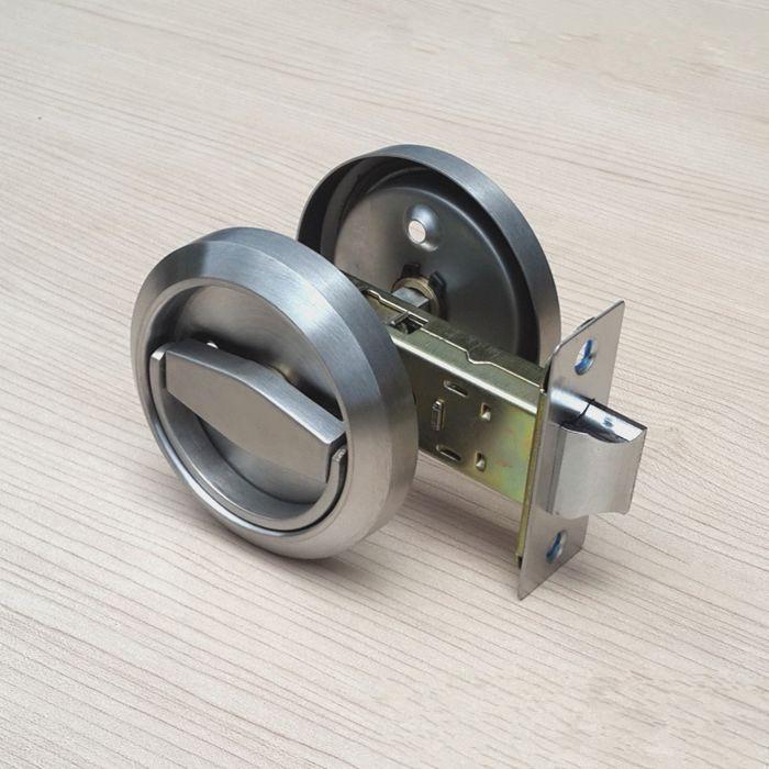 flat door knob photo - 16