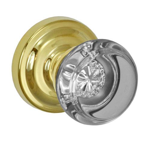 flat door knob photo - 9