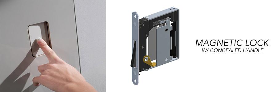 flush door knob photo - 13