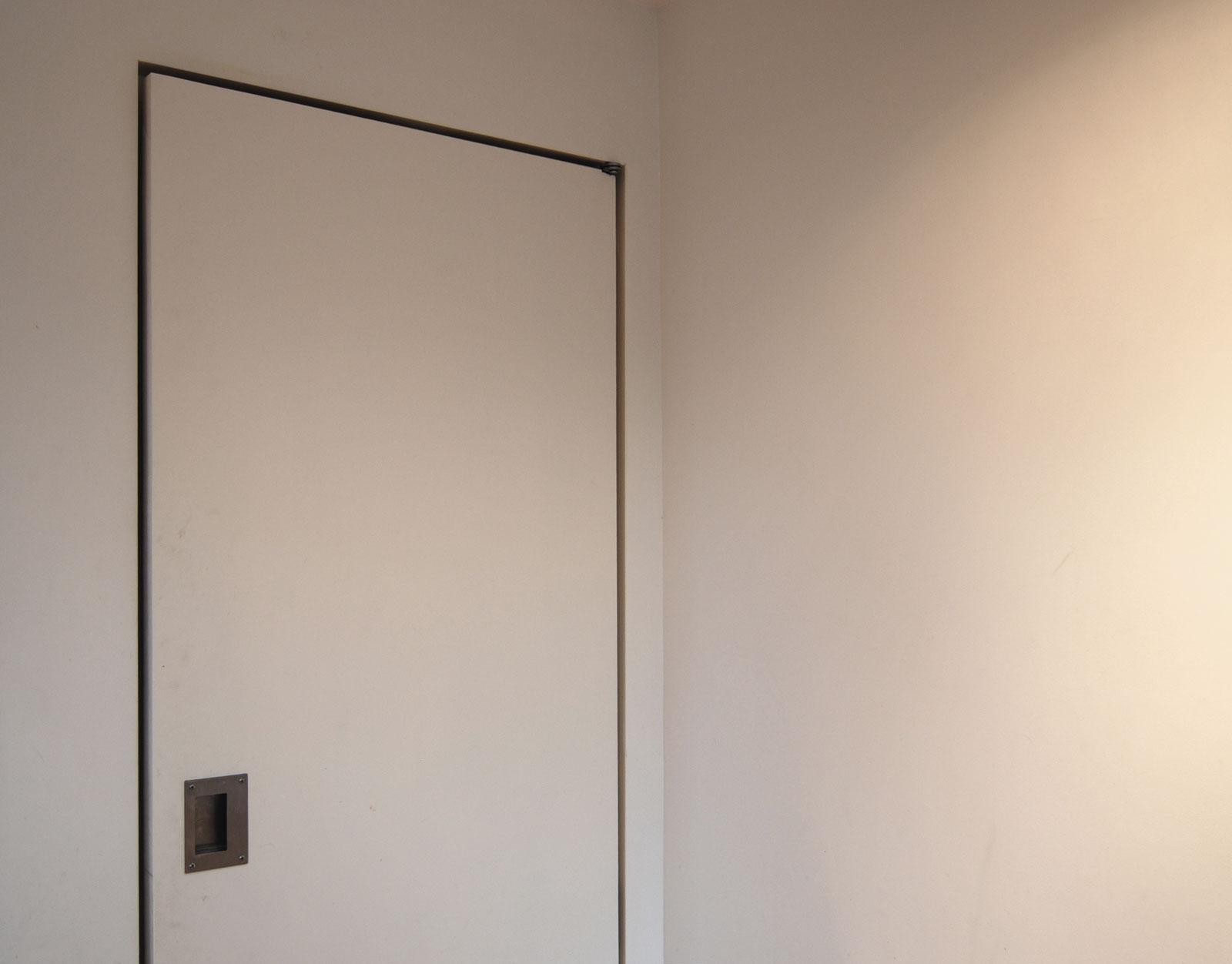 flush door knob photo - 17