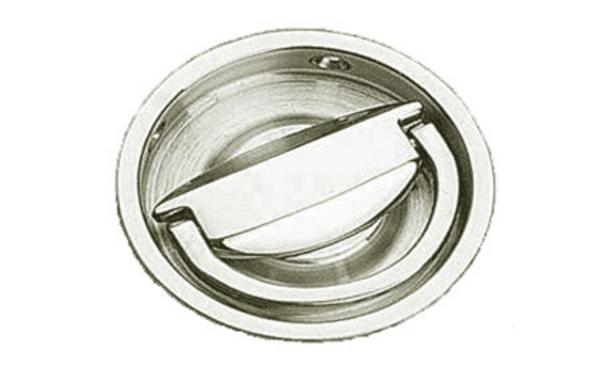 flush door knob photo - 7