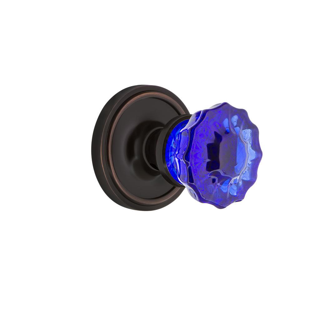 fluted glass door knobs photo - 12