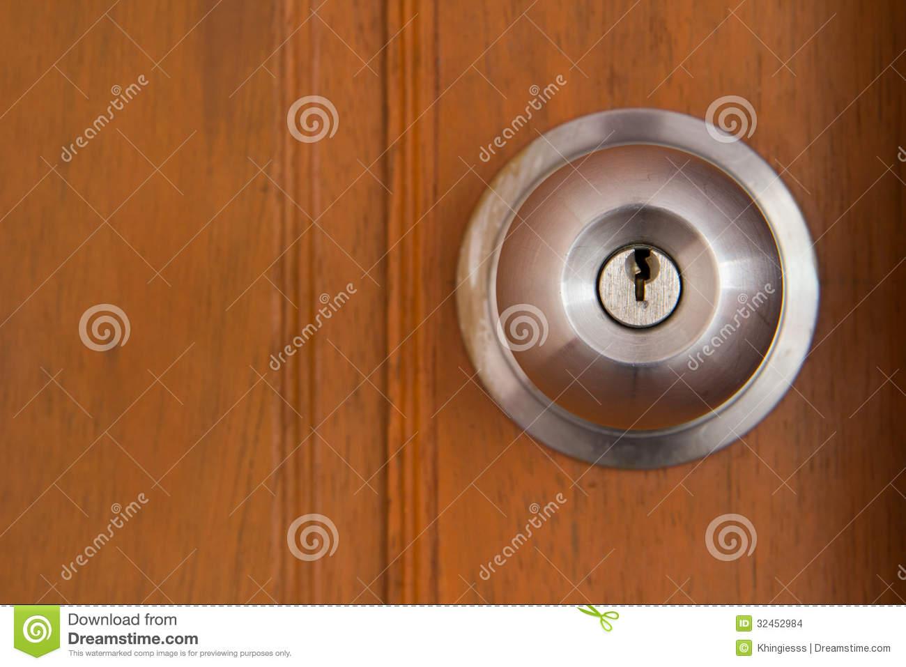 front door knob photo - 13