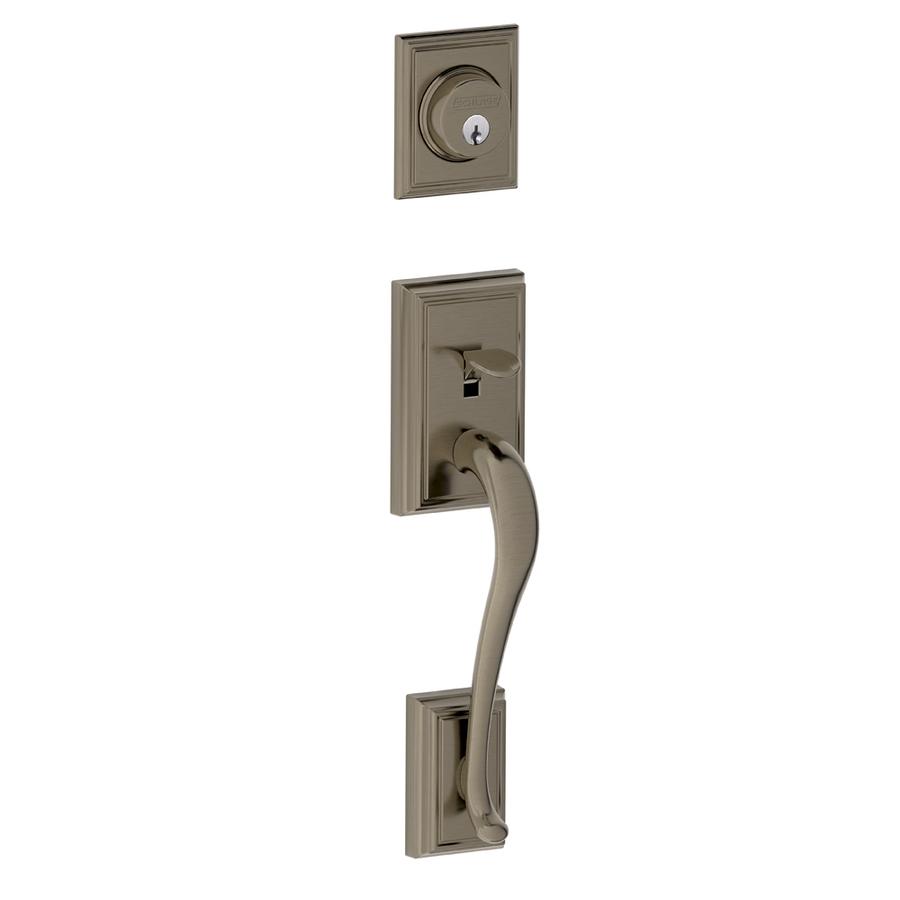 front door knob photo - 18