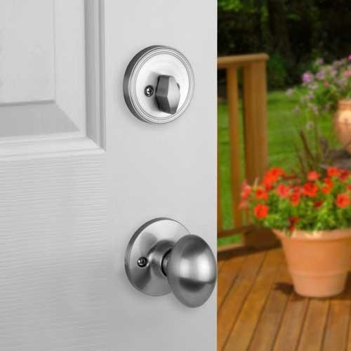 front door knob photo - 19