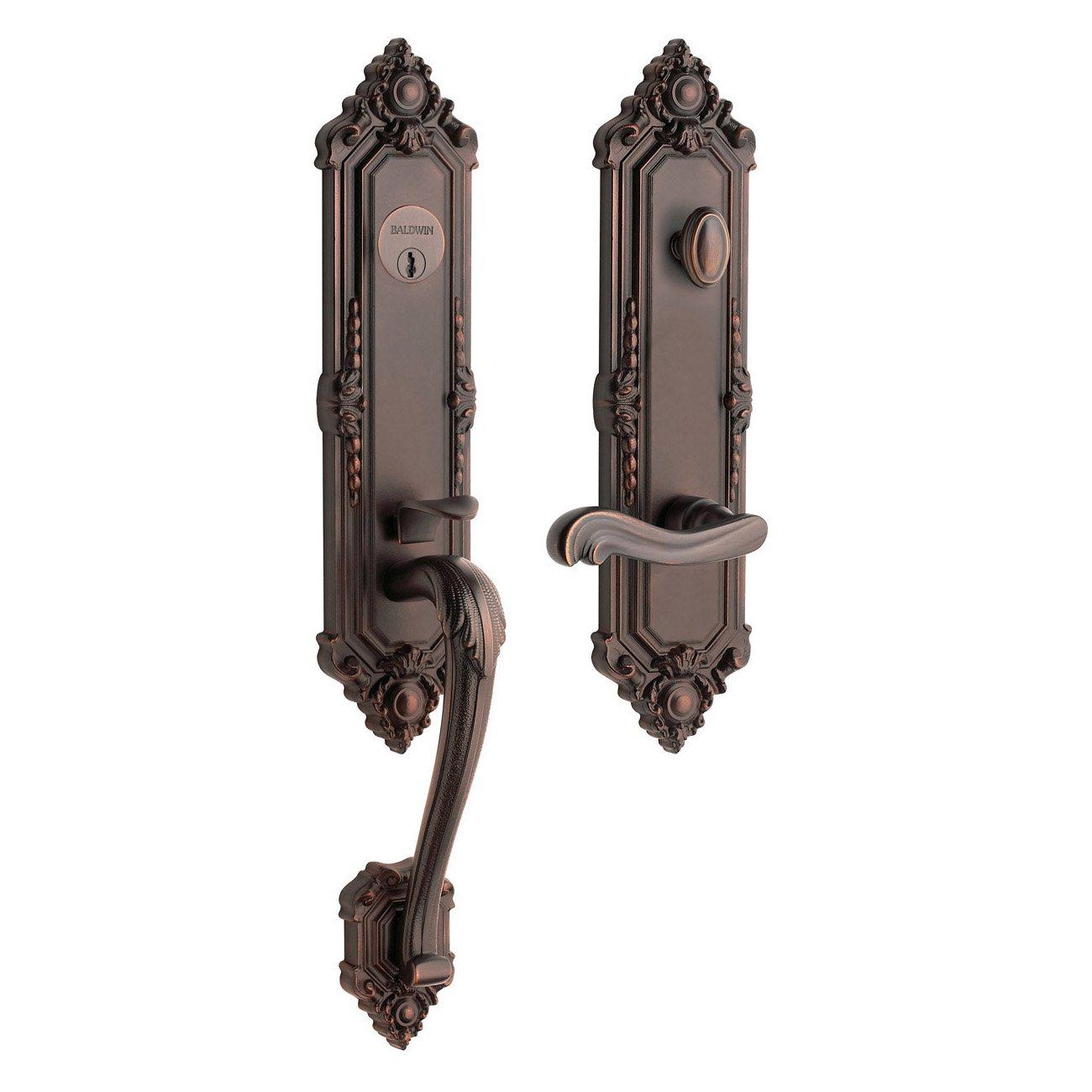 front door knobs photo - 15