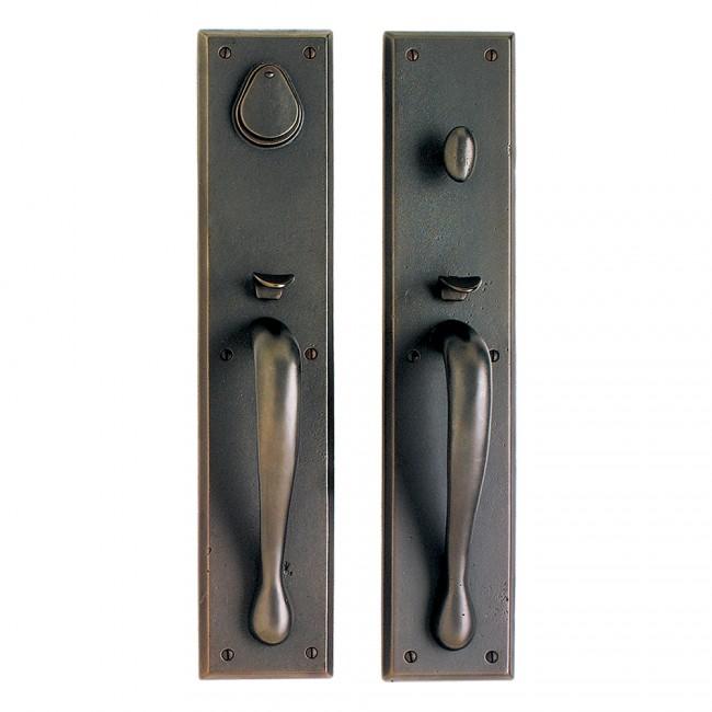 front door knobs photo - 17