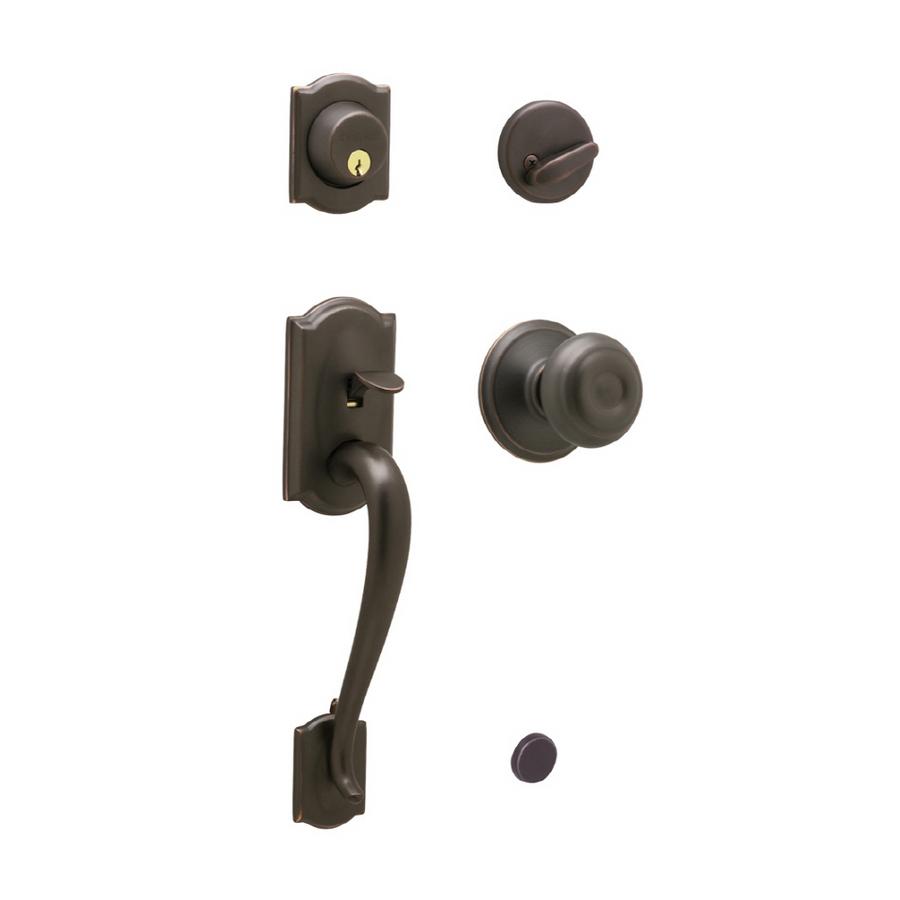 front door knobs and locks photo - 11