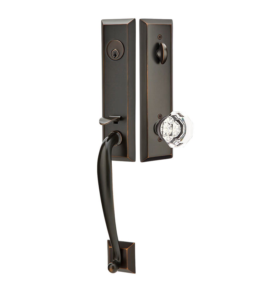 front entry door knobs photo - 1