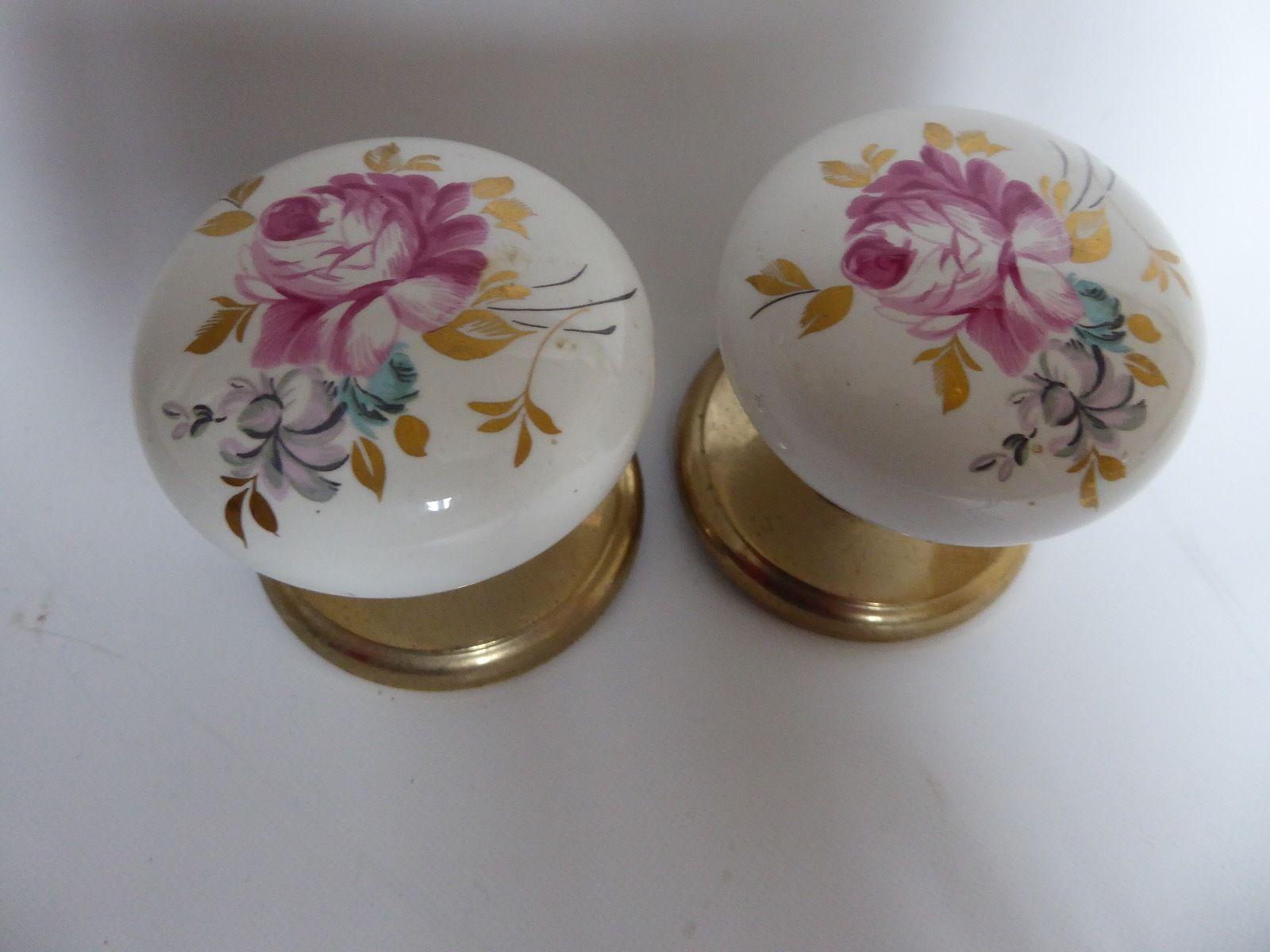 gainsborough porcelain door knobs photo - 7