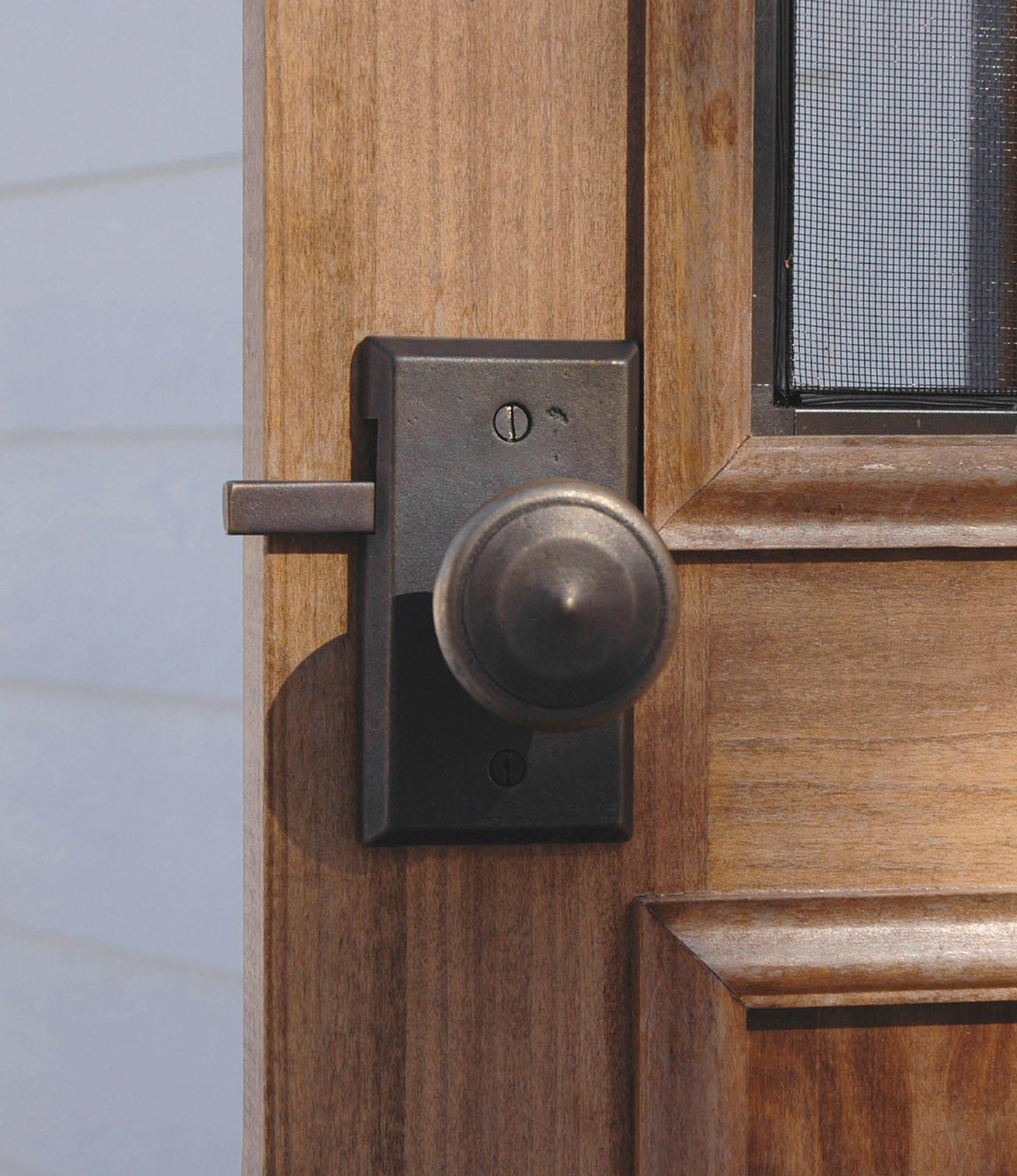 gate door knobs photo - 12