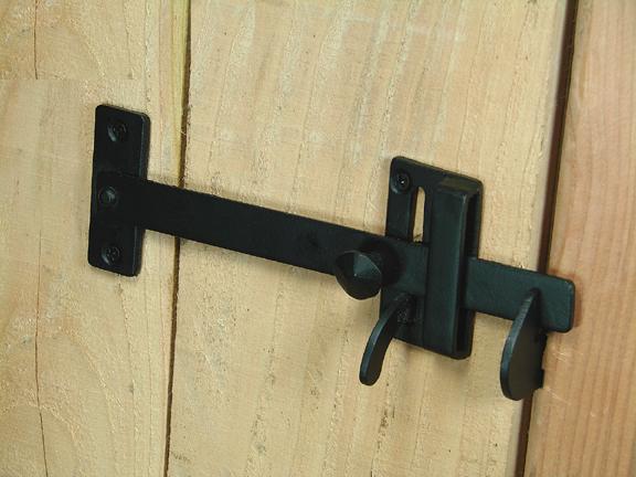 gate door knobs photo - 9