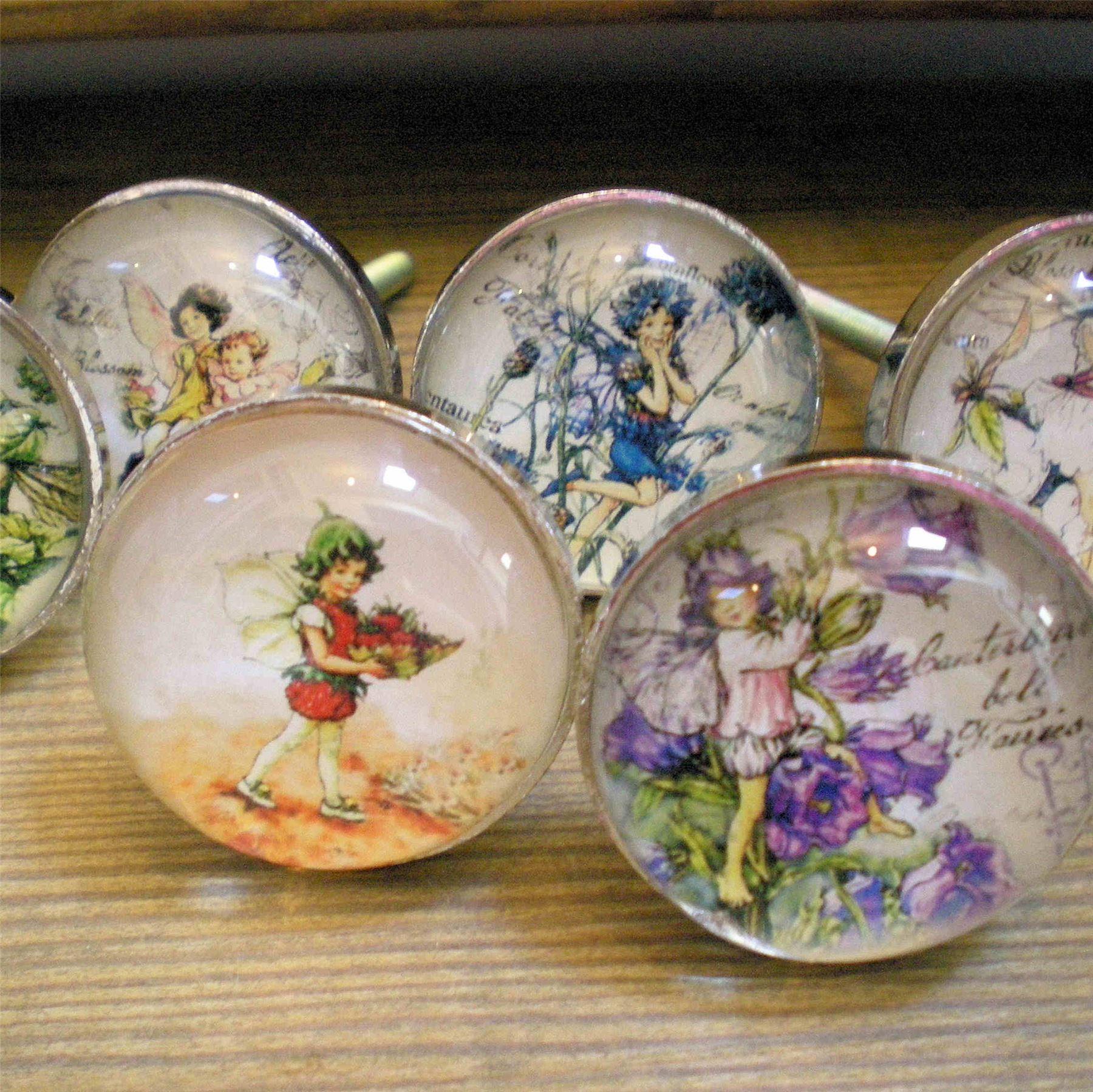 girls door knobs photo - 2