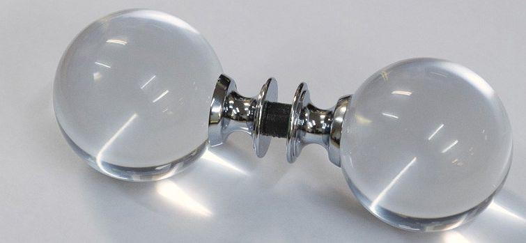 glass closet door knobs photo - 6