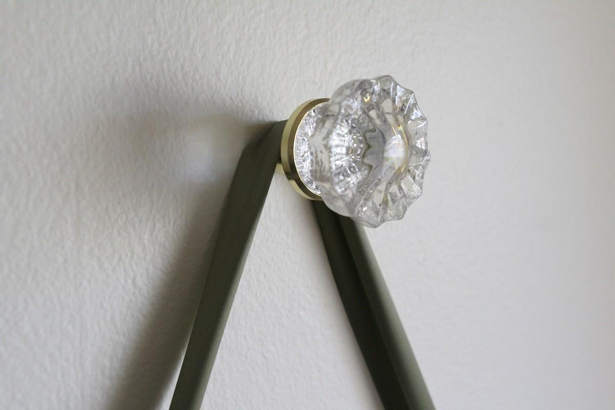 glass door knob hooks photo - 1