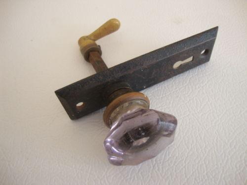 glass door knobs ebay photo - 8