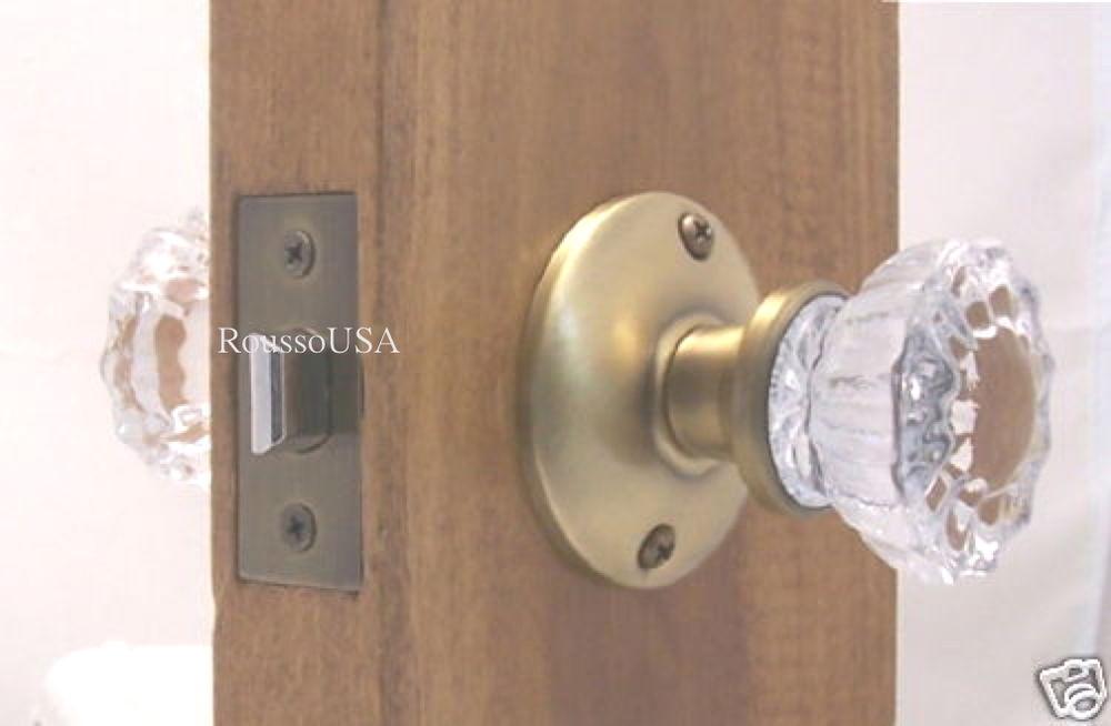 glass door knobs for modern doors photo - 10