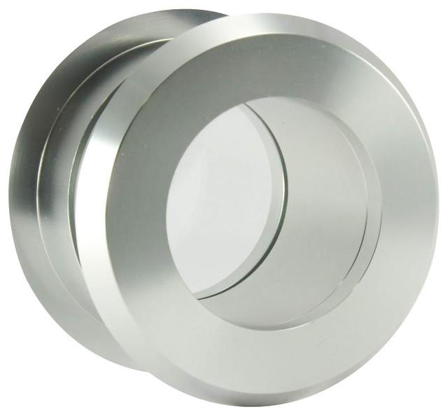 glass door knobs for modern doors photo - 11