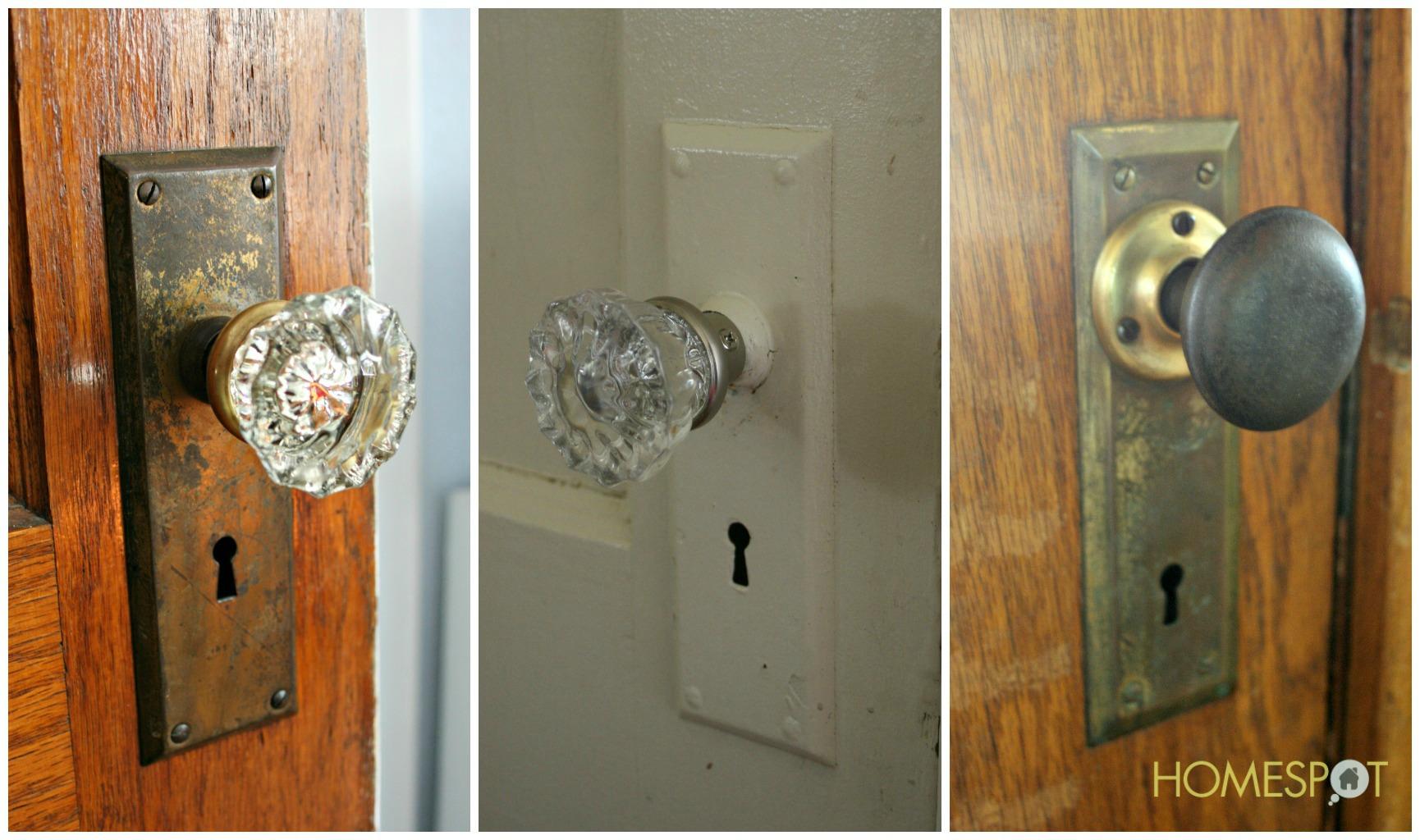 glass door knobs for modern doors photo - 6