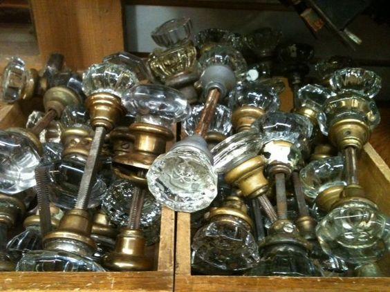 glass door knobs for sale photo - 13