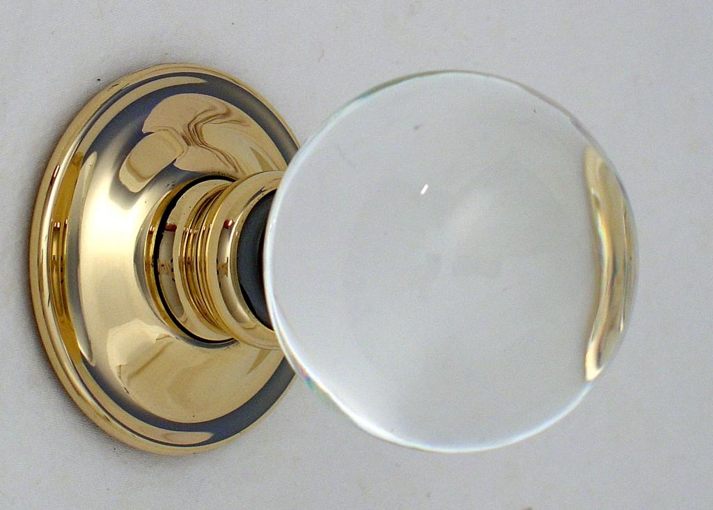 glass door knobs with locks photo - 20