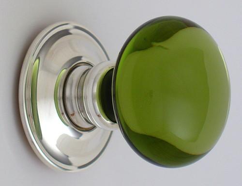 glass dummy door knobs photo - 16